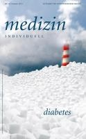 Cover Medizin Individuell Diabetes